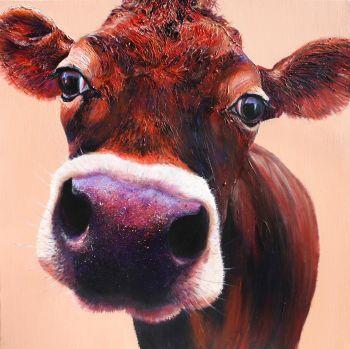 cow painting - imp