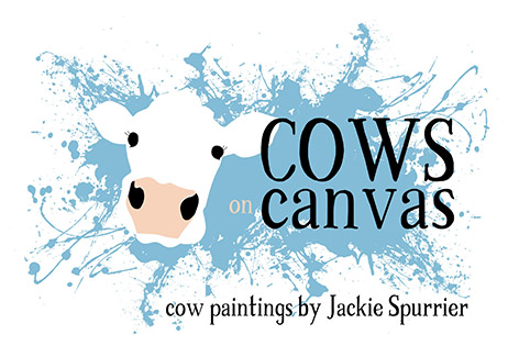 Cows on Canvas