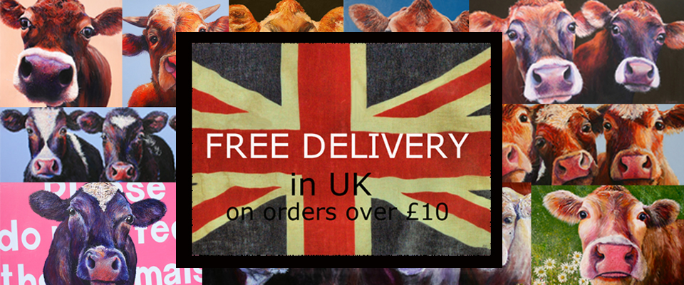 collage cows – free delivery copy