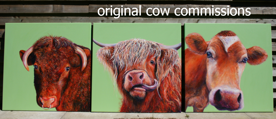 cow commissions